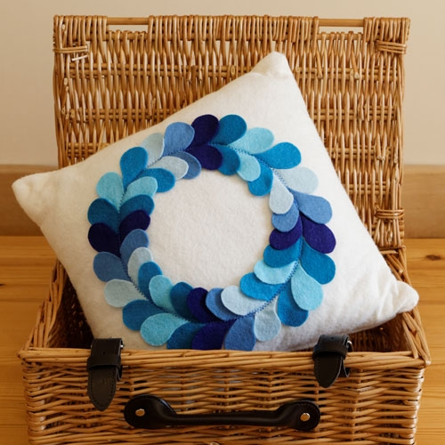 Felt Cushion Covers