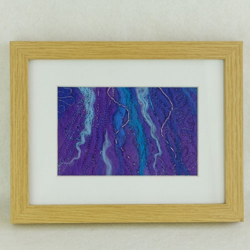Framed Felt Pieces